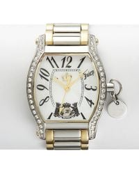 Juicy Couture | Metallic Two-tone Dalton Watch | Lyst