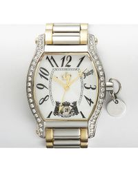 Juicy Couture - Metallic Two-tone Dalton Watch - Lyst