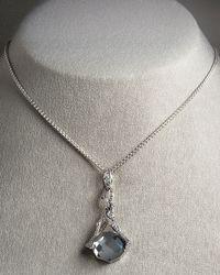 Stephen Webster - Blue Jewelvine Hematite Necklace - Lyst
