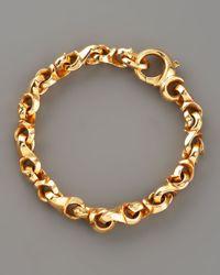 Stephen Webster - Metallic Thorn Link Bracelet for Men - Lyst