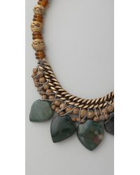 DANNIJO - Multicolor Theodora Necklace - Lyst