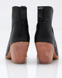Rachel Comey   Black Penpal Ankle Boots   Lyst