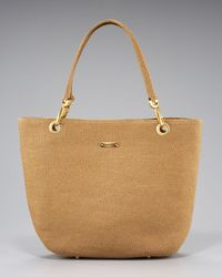 Eric Javits | Natural Squishee Clip Tote | Lyst
