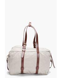 Acne | Gray Everest Duffle Bag for Men | Lyst