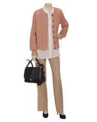 Missoni | Pink Wong Wool-mohair Blend Cardigan | Lyst