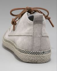 Seavees - 09/65 Bayside Moccasin, Gray for Men - Lyst