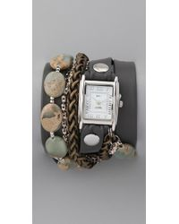 La Mer Collections | Gray Big Sur Stones Watch | Lyst