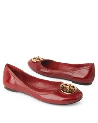 Tory Burch | Selma Pumps Red | Lyst