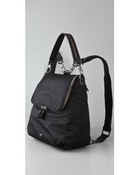 Anya Hindmarch - Black Maxi Zip Backpack - Lyst
