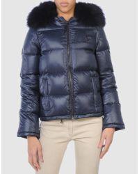 Dolce & Gabbana | Blue Blazer | Lyst