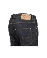 DIESEL | Blue Rombee Denim Jeans for Men | Lyst