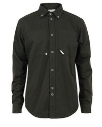 Humor | Green Spooki -052 Army Shirt for Men | Lyst