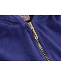 Juicy Couture | Blue Shine Stormy Sky Sweat | Lyst