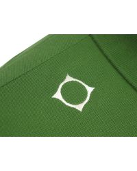 Ma.strum | Patriot Piqué Ma Green Polo Shirt for Men | Lyst