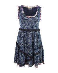 Odd Molly | Blue 757 Indigo Dress | Lyst