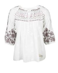 Odd Molly | 643 Cherie White Top | Lyst
