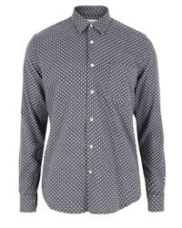 Our Legacy | Gray First Polka Dot Shirt for Men | Lyst