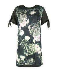 Paul by Paul Smith | Green F841-124 Print Dress | Lyst