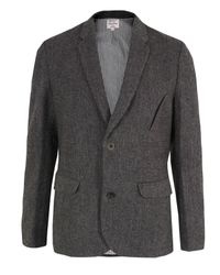 Paul Smith | Gray 142l-672-2sb Tweed Jacket for Men | Lyst