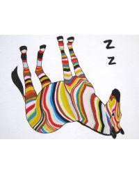 Paul Smith | 284a- Sleeping Zebra White T-shirt for Men | Lyst