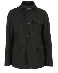 Woolrich | Green Olive Upstate Blazer for Men | Lyst