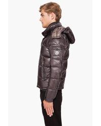 Moncler | Brown Zin Jacket for Men | Lyst
