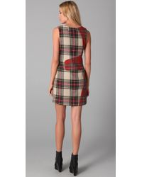 Rag & Bone | Brown Saami Dress | Lyst