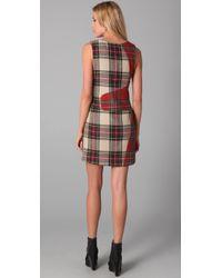 Rag & Bone - Brown Saami Dress - Lyst