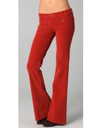 Textile Elizabeth and James | Red Morrison Vintage Corduroy Pants | Lyst