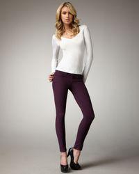 Rag & Bone | Purple The Skinny Plum Jeans | Lyst