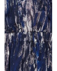 Theyskens' Theory | Blue Dewi Dress | Lyst