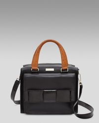 kate spade new york | Black Little Kennedy Shoulder Bag | Lyst