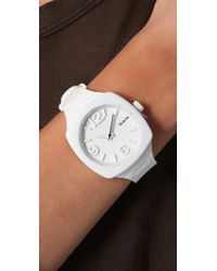 Nixon | White The Dial Watch | Lyst