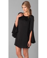 Elizabeth and James | Black Mable Dress | Lyst