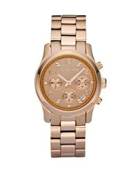 Michael Kors | Metallic Limited-edition Mid-size Watch | Lyst
