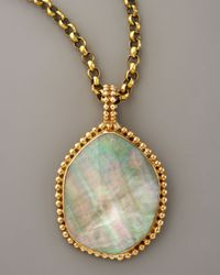 Stephen Dweck | Gray Mother-of-pearl Necklace | Lyst
