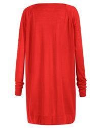 Whyred - Orange Vermillion Long Sleeve Jumper Dress - Lyst