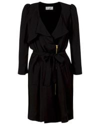 A.L.C. | Black Phoebe Dress | Lyst