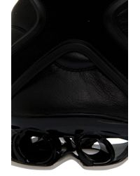 Y-3 - Black X Bounce Boot Trainers for Men - Lyst