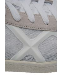 Y-3 | Gray Yohji Star High Tops for Men | Lyst
