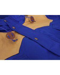 Penfield | Brown Lakeville Hudson Wax Mountain Jacket Cobalt for Men | Lyst