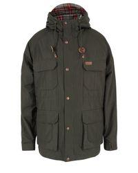Penfield | Green Kasson Olive Jacket for Men | Lyst