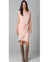 BCBGMAXAZRIA | Pink Arora Dress | Lyst
