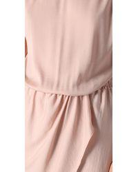 BCBGMAXAZRIA | Pink Arora Dress | Lyst