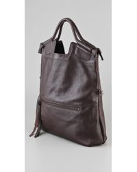 Foley + Corinna | Brown Mid City Tote | Lyst