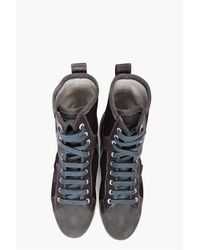 Givenchy - Gray Urban Sneakers for Men - Lyst