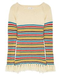 Paul & Joe | Multicolor Potosi Striped Wool Sweater | Lyst