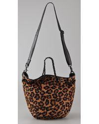 Rebecca Minkoff - Multicolor Flatter Drawstring Bag - Lyst