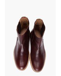 Filippa K - Brown Owen Chelsea Boots for Men - Lyst