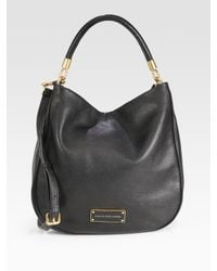Marc By Marc Jacobs | Black Too Hot To Handle Hobo Bag | Lyst